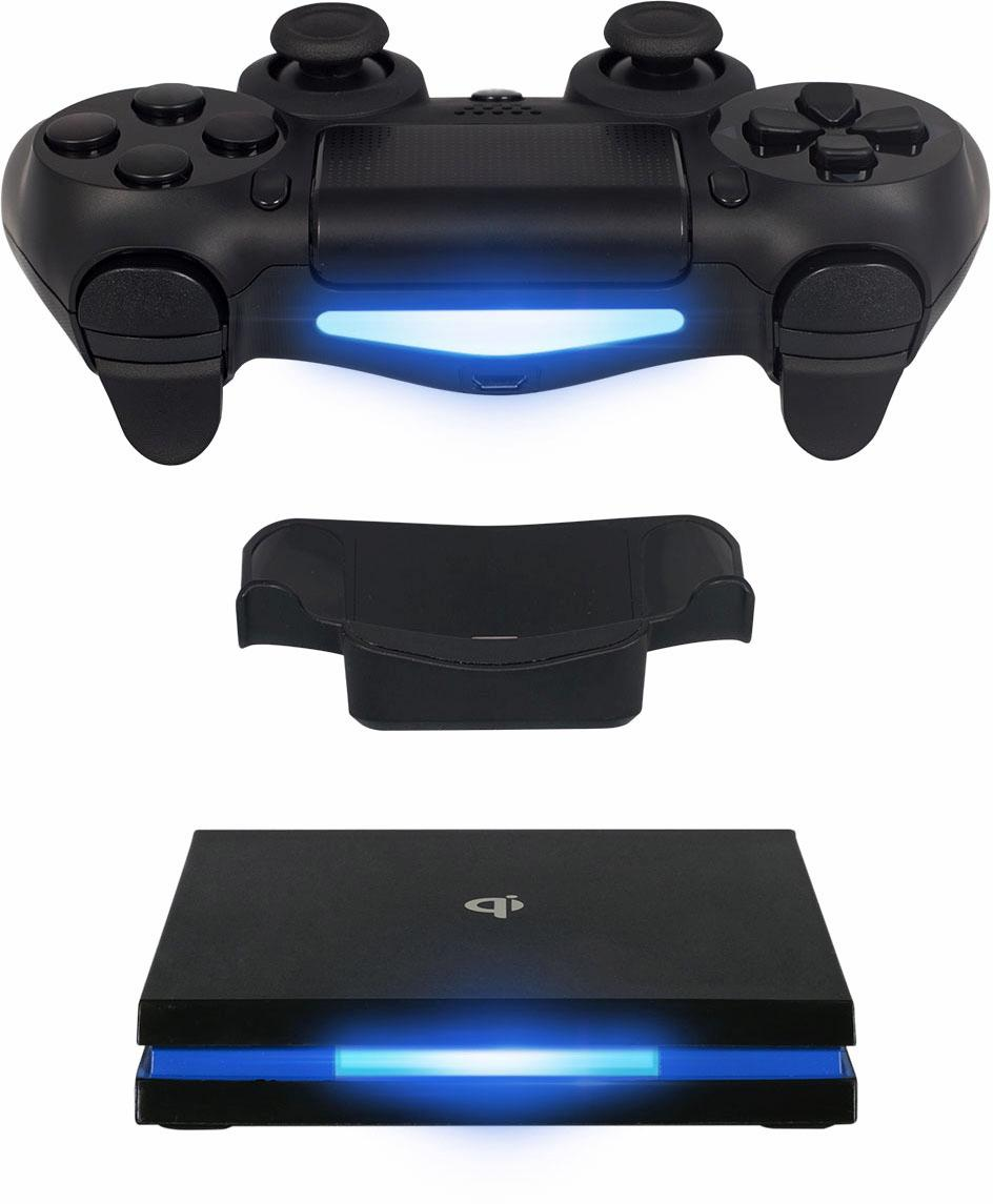 ready2gaming ready2gaming ps4 induktions charger. Black Bedroom Furniture Sets. Home Design Ideas
