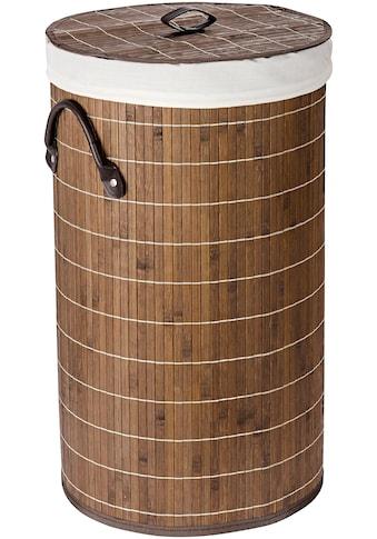Wenko Wäschesammler »Bamboo 55l« kaufen
