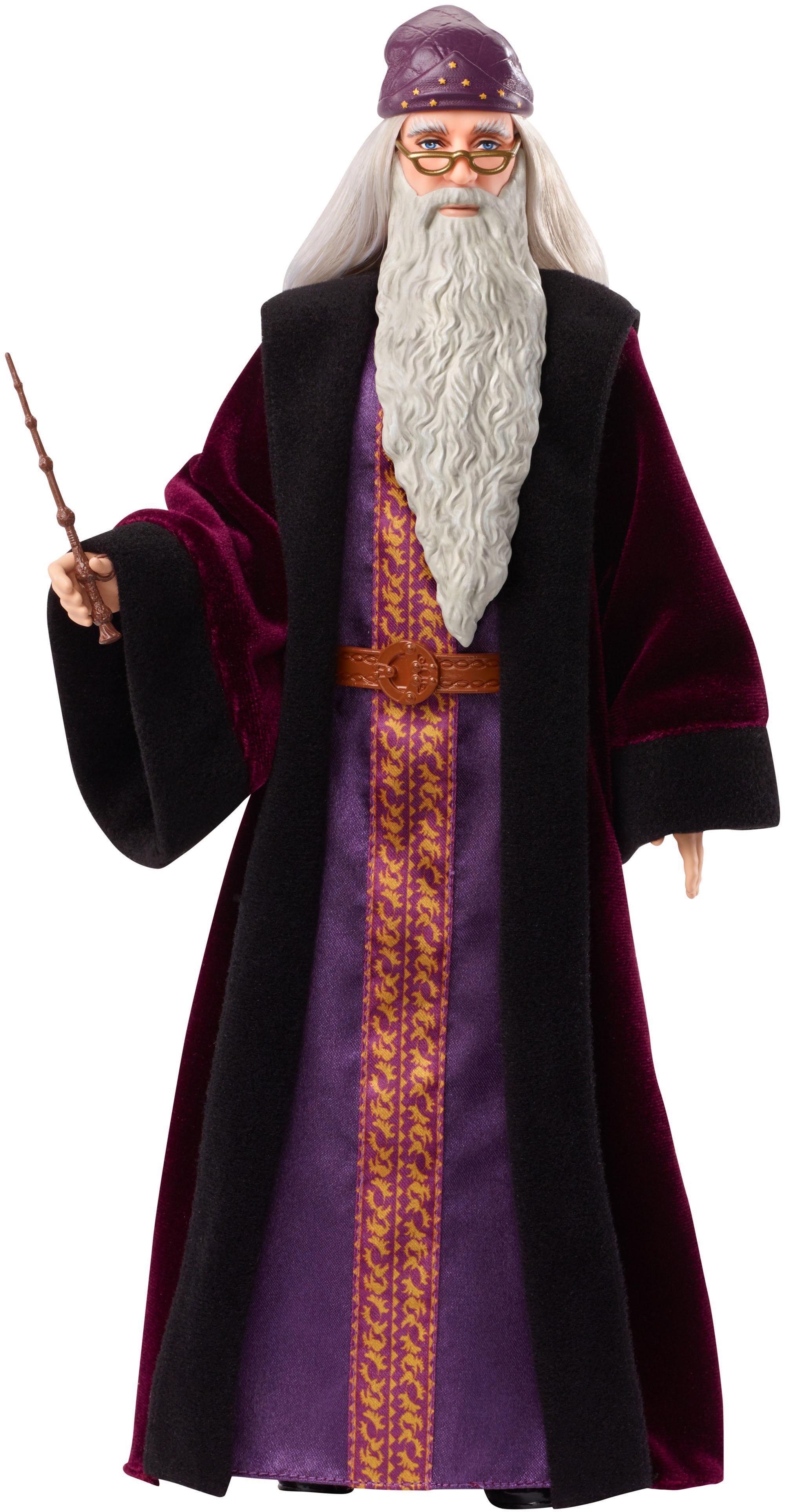 Mattel Puppe, »Harry Potter und Die Kammer des Schreckens - Albus Dumbledore« | Kinderzimmer > Spielzeuge > Puppen | Mehrfarbig | MATTEL