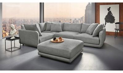 Places of Style Ecksofa »Volente«, Modul-Sofa, individuell zu kombinieren kaufen