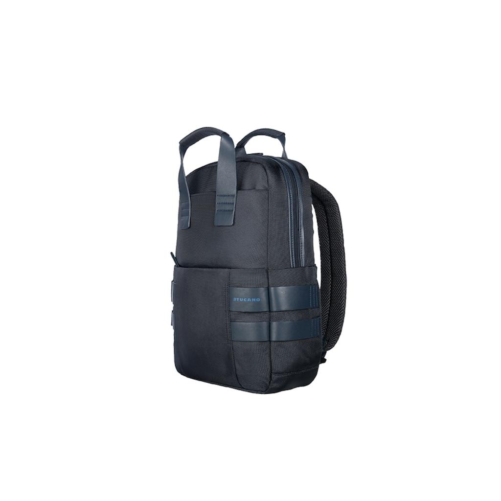 Tucano Rucksack für Notebook 14 Zoll oder MacBook 15,4 Zoll