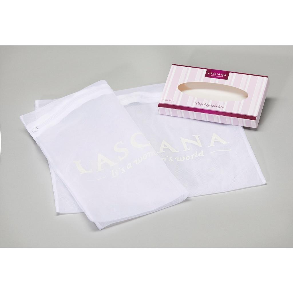 LASCANA Wäschesäckchen, schont die Wäsche in der Waschmaschine