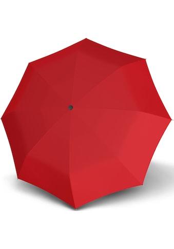 Knirps® Taschenregenschirm »I.200 Medium Duomatic, red« kaufen