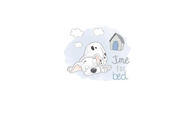 KOMAR XXL Poster »101 Dalmatiner Bedtime« kaufen