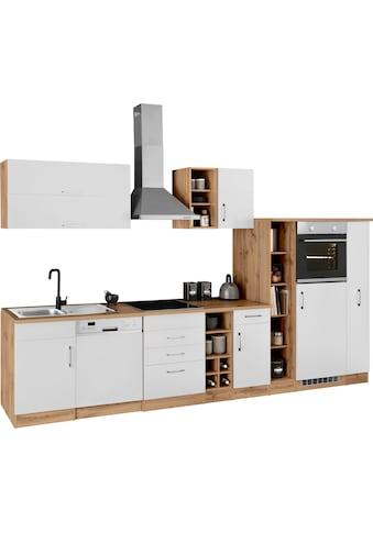 HELD MÖBEL Küchenzeile »Colmar«, mit E-Geräten, Breite 360 cm kaufen