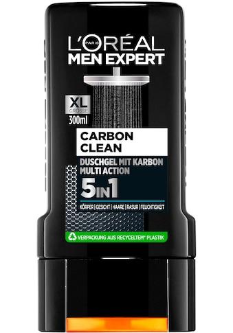L'ORÉAL PARIS MEN EXPERT Duschgel »Carbon Clean«, reinigt sensible Männerhaut &... kaufen