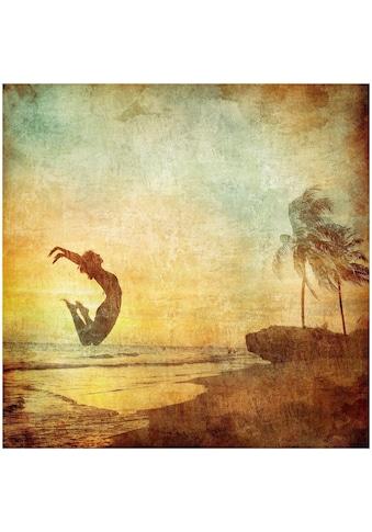 Art & Pleasure Holzbild »Free mind« kaufen