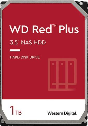 Western Digital HDD-NAS-Festplatte »WD Red™ Plus«, Bulk kaufen