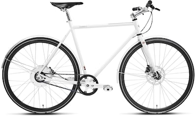 Cooper E - Bike »Cooper E Disc«, 1 Gang Heckmotor 250 W (mit Akku - Ladegerät mit Beleuchtungsset) kaufen