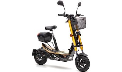 Forca E-Scooter »Bossman 1500 Safety Plus 45 km/h (inkl. Blinker + Gepcäck-Case +... kaufen