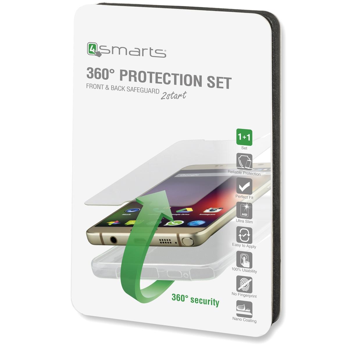 4Smarts Handytasche »360° Protection Set für Apple iPhone 6/6S«