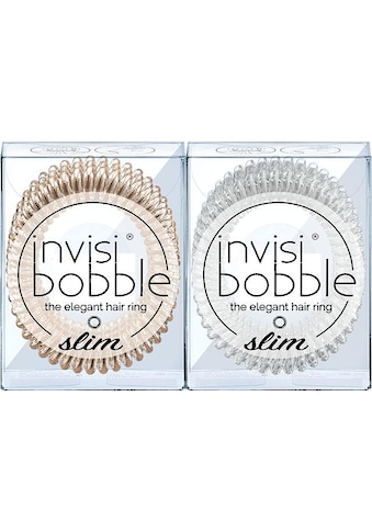 "invisibobble Spiral - Haargummi ""SLIM"", Set 6 - tlg. kaufen"