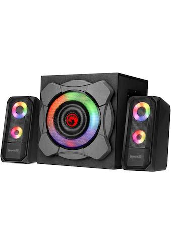 MARVO 2.1 Soundsystem »Bluetooth u. RGB LED«, SG-290BT kaufen