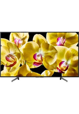 Sony KD75XG8096BAEP LED - Fernseher (189 cm / (75 Zoll), 4K Ultra HD, Smart - TV kaufen