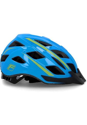 FISCHER Fahrräder Fahrradhelm »Fahrradhelm Urban Montis S/M«, Verstellbarer Innenring-System; mit beleuchtetem Innenring-System kaufen