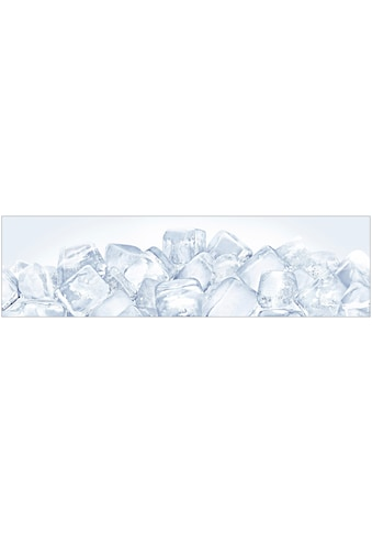 Küchenrückwand »profix«, Eiswürfel, 220x60 cm kaufen