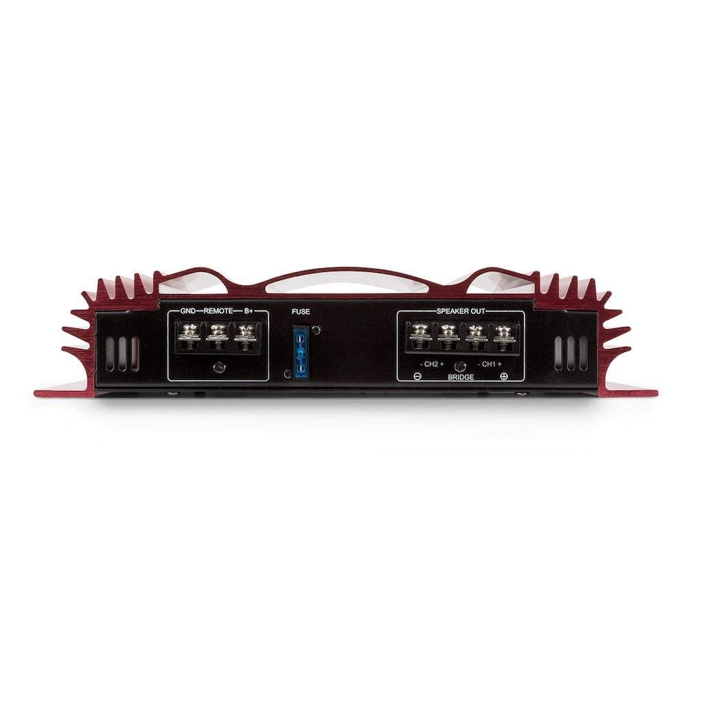 Auna 2-Kanal-Verstärker 2x 95W