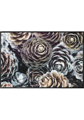wash+dry by Kleen-Tex Fußmatte »Pigna«, rechteckig, 7 mm Höhe, Schmutzfangmatte kaufen