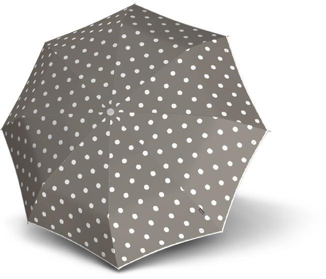 Knirps®, Taschenregenschirm ´´T.010 Small Manual´´ | Accessoires > Regenschirme | Grau | KNIRPS