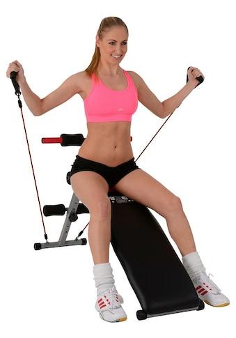 Christopeit Sport® Bauchtrainer »BG 2« (Set, mit Elastikzügen) kaufen