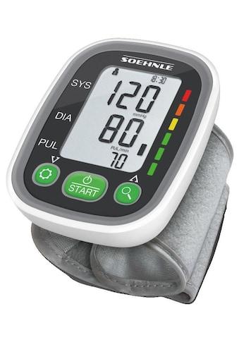 Soehnle Handgelenk-Blutdruckmessgerät »Systo Monitor 100«, erkennt unregelmäßige... kaufen