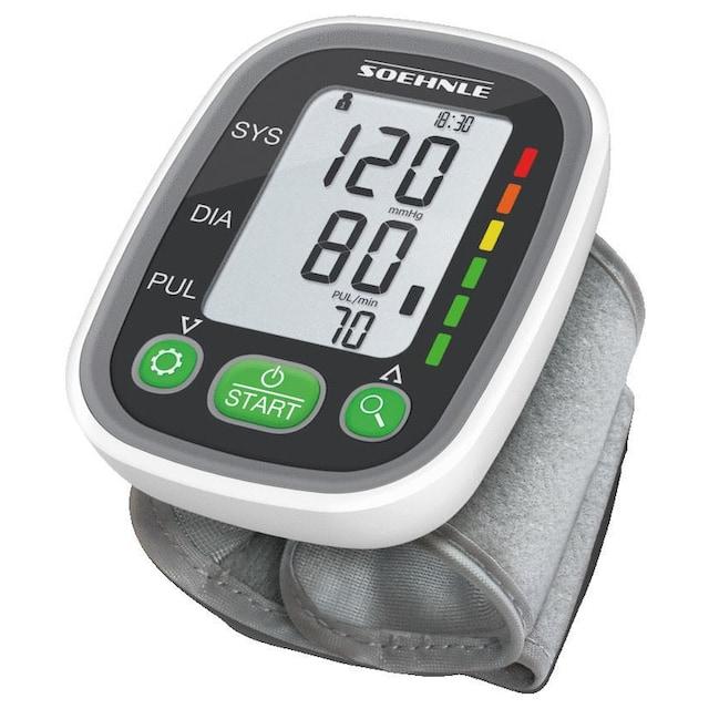 Soehnle Handgelenk-Blutdruckmessgerät »Systo Monitor 100«, erkennt unregelmäßige Herzschläge