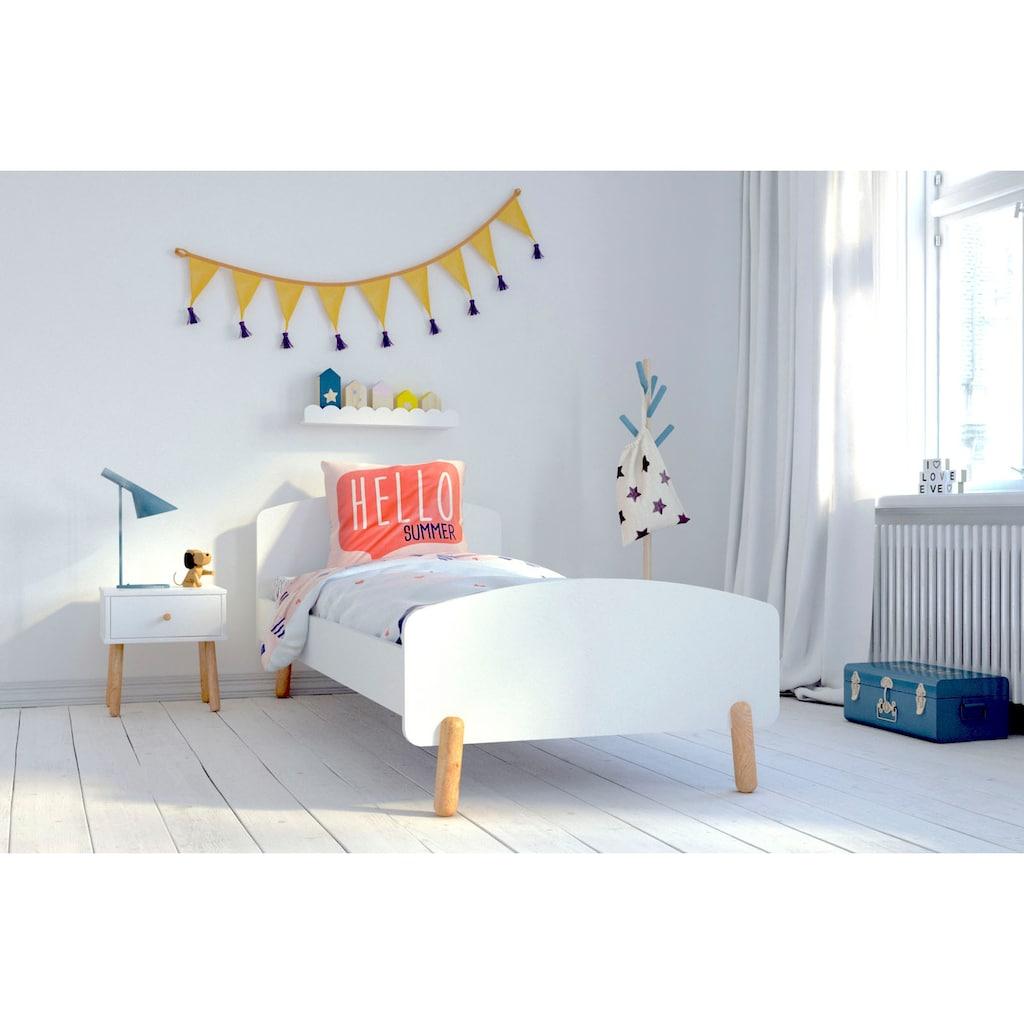 Lüttenhütt Bett »Lizzi«, toll kombinierbar