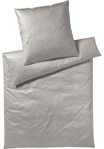 Bettwäsche »Solid«, Yes for Bed kaufen