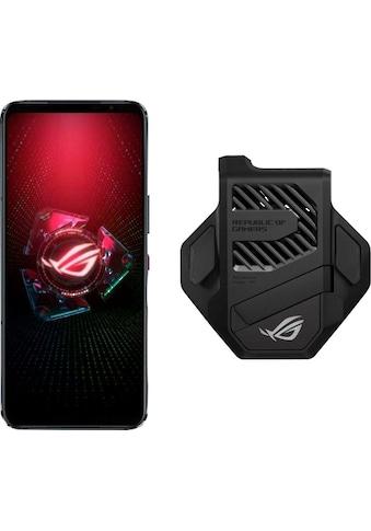 """Asus Smartphone »ROG Phone 5«, (17,22 cm/6,78 """", 256 GB Speicherplatz, 64 MP Kamera) kaufen"""