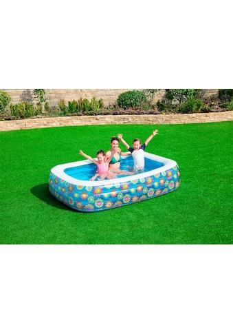 Bestway Planschbecken »Family Pool Fantasia«, BxTxH: 152x229x56 cm kaufen