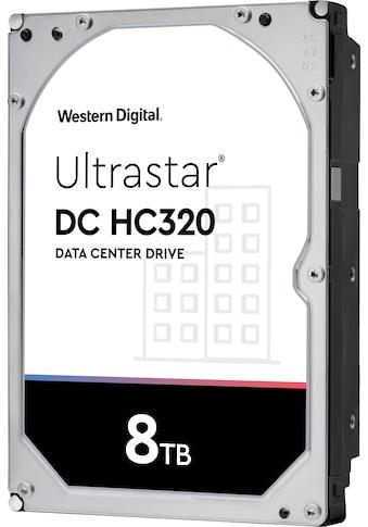 Western Digital »Ultrastar DC HC320 8TB SAS« HDD - Festplatte 3,5 '' kaufen