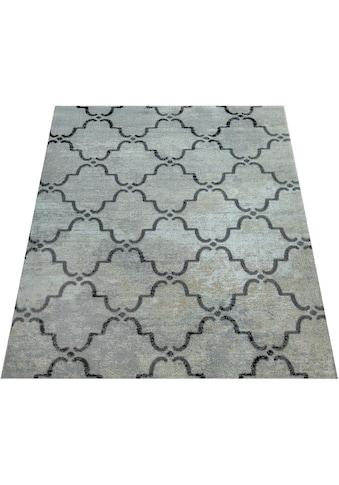 Paco Home Teppich »Artigo 411«, rechteckig, 4 mm Höhe, In- und Outdoor geeignet,... kaufen