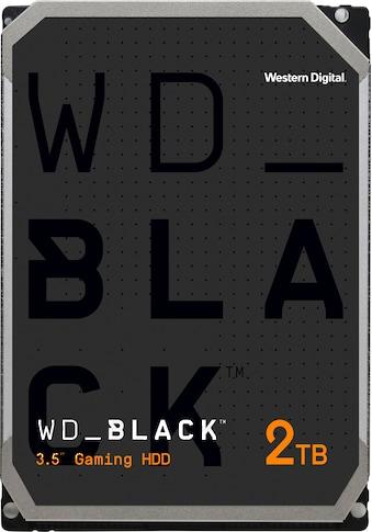 Western Digital HDD-Desktop-Festplatte »WD_Black«, Bulk kaufen