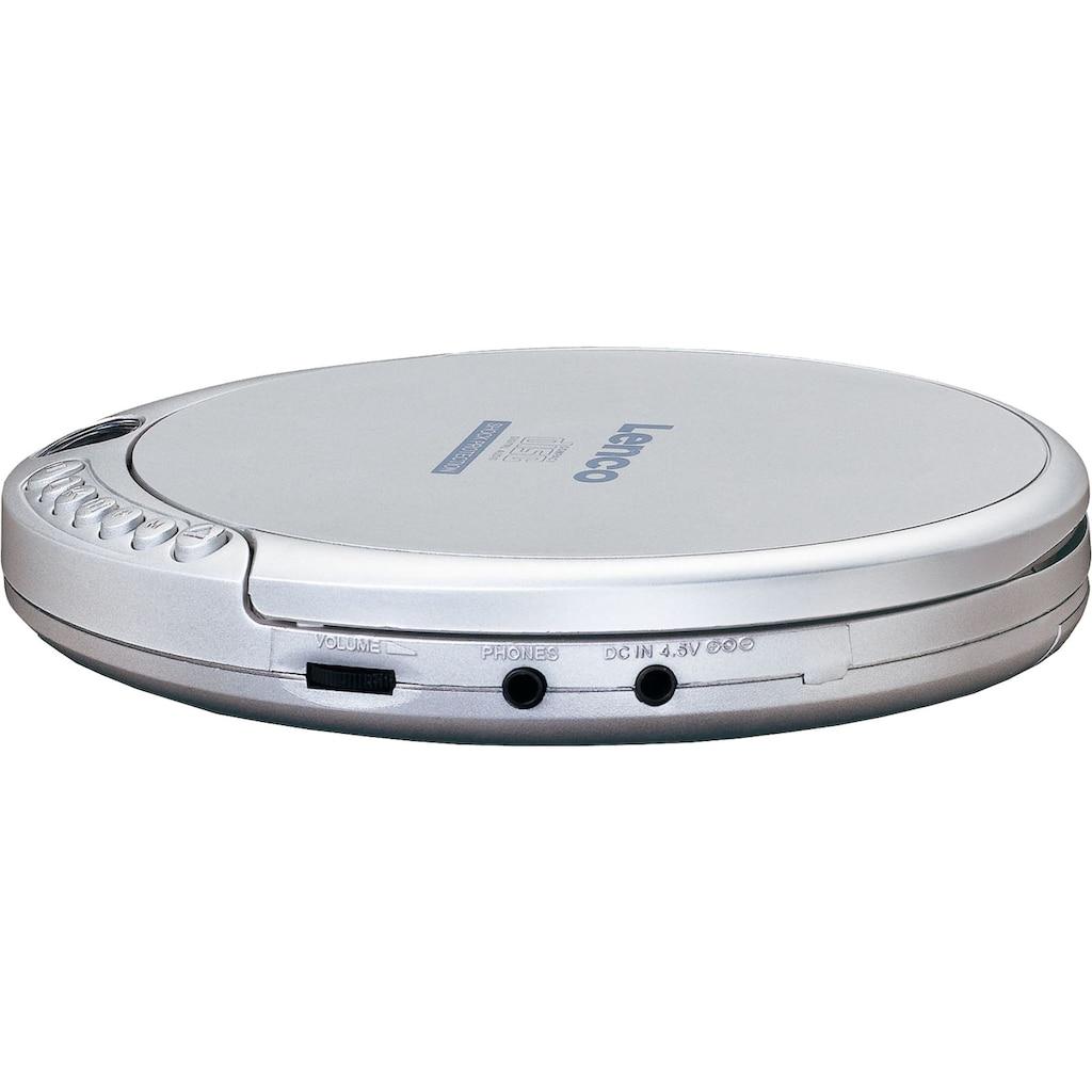 Lenco CD-Player »CD-201Sl«, Anti-Schock-Funktion