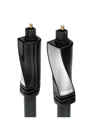 AVINITY Audio-Lichtleiter-Kabel, poliert, 1 m kaufen