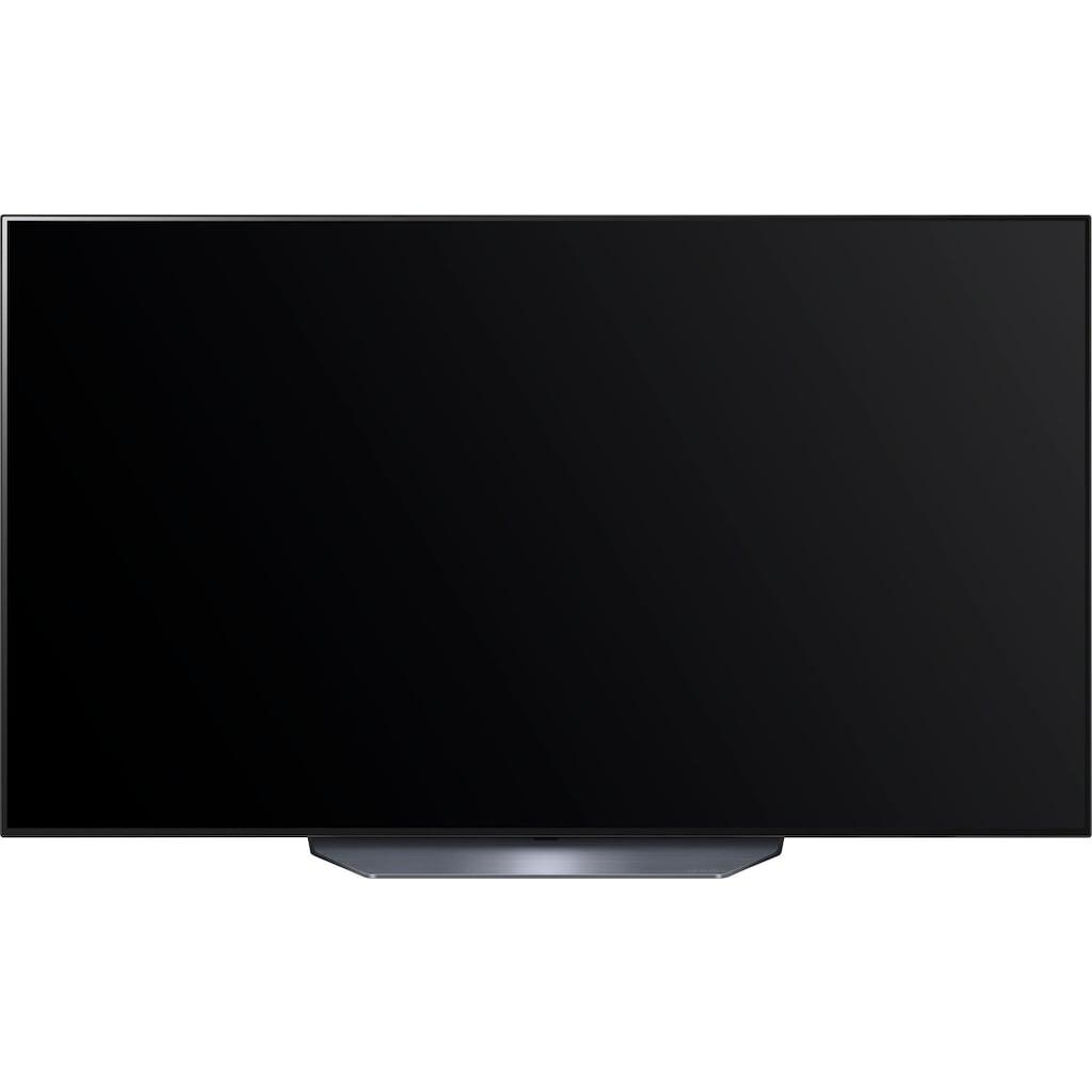 """LG OLED-Fernseher »OLED77B19LA«, 195 cm/77 """", 4K Ultra HD, Smart-TV, (bis zu 120Hz)-α7 Gen4 4K AI-Prozessor-Twin Triple Tuner-Sprachassistenten-HDMI 2.1"""