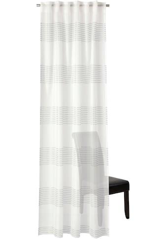 Neutex for you! Vorhang »Delia«, Schal mit verdeckten Schlaufen kaufen