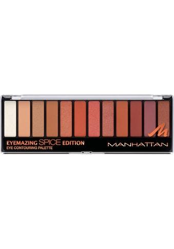 MANHATTAN Lidschatten-Palette »Eyemazing Eye Contouring Palette« kaufen