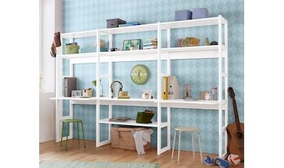 Hoppekids Jugendzimmer-Set »Skagen«, (Set, 20 St.), inkl. Schreibtisch kaufen