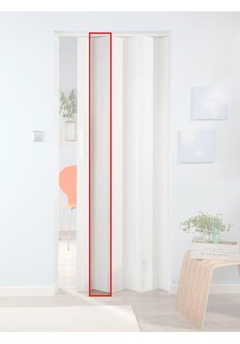FORTE Türerweiterung , Zusatzlamelle für Falttür »Luciana«, eiche weiß kaufen