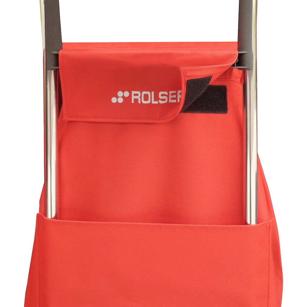 Rolser Einkaufstrolley »Joy Jet Tweed«, mit 2 Rädern, Tasche abnehmbar