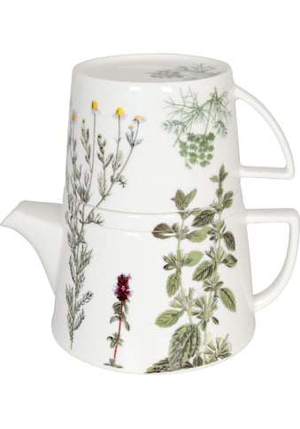 Könitz Teekanne »Tea for me - Kräuter«, 0,65 l, (Set, 1), 650 ml für 2 Tassen kaufen