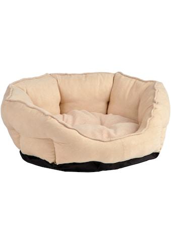 SILVIO design Tierbett »George M«, BxLxH: 46x56x19 cm, beige kaufen
