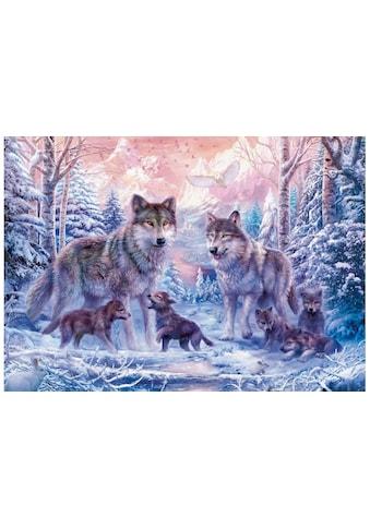 Ravensburger Puzzle »Arktische Wölfe«, Made in Germany, FSC® - schützt Wald - weltweit kaufen