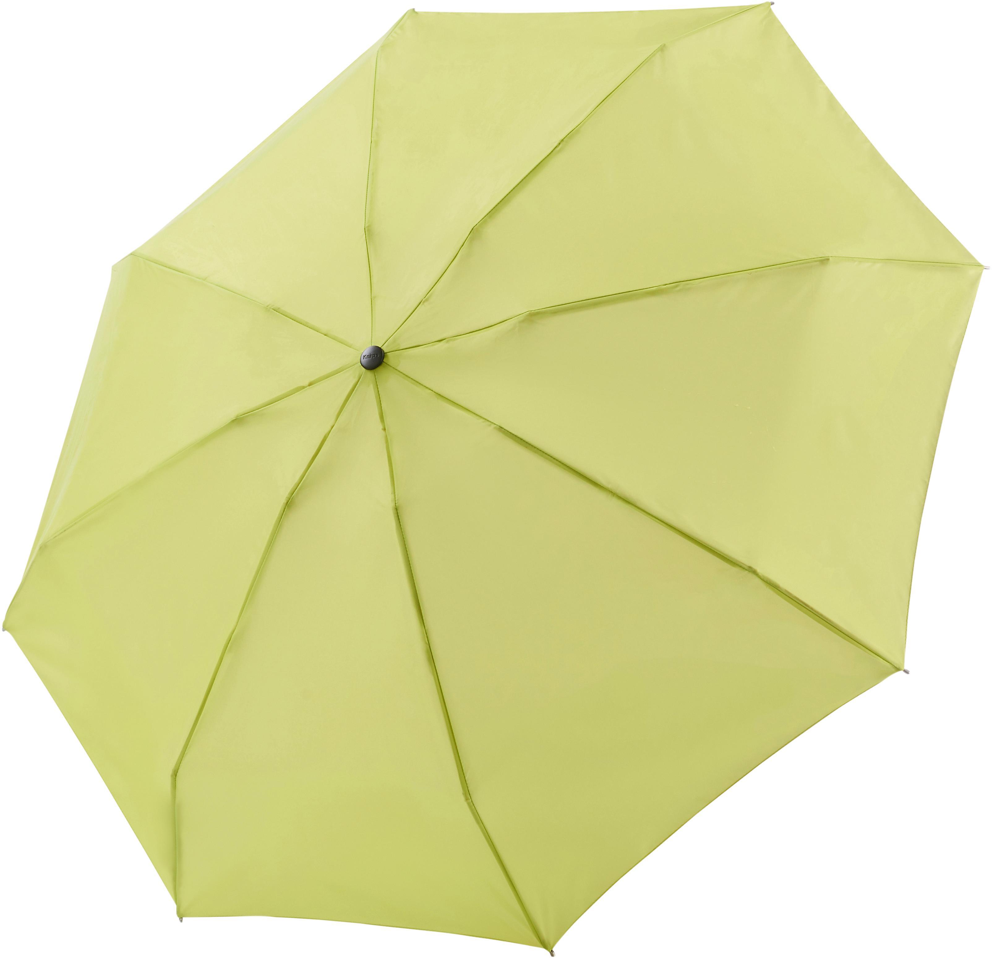 Knirps® Regenschirm - Taschenschirm, »X1 lemon« | Accessoires > Regenschirme > Taschenschirme | knirps