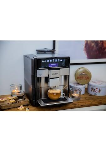 SIEMENS Kaffeevollautomat »EQ.6 plus s700 TE657503DE«, automatische Reinigung, zwei... kaufen