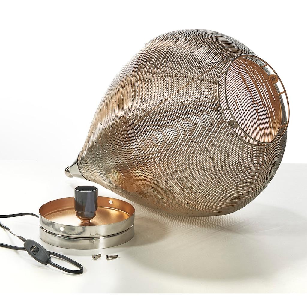 locker,Tischleuchte»Cone«,