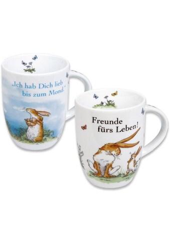 Könitz Becher »Freunde.../... bis zum Mond«, (Set, 2 tlg.), 2-teilig kaufen