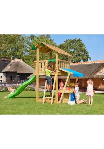 JUNGLE GYM Spielturm »Jungle Shelter Mini Market«, BxTxH: 265x440x290 cm kaufen