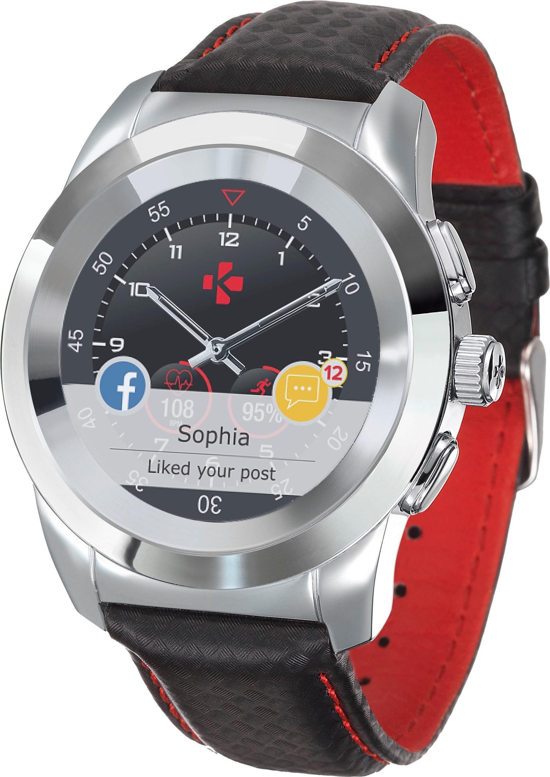 MYKRONOZ ZeTime Petite Premium Smartwatch (2,67 cm / 1, 05 Zoll) | Uhren > Smartwatches | MYKRONOZ